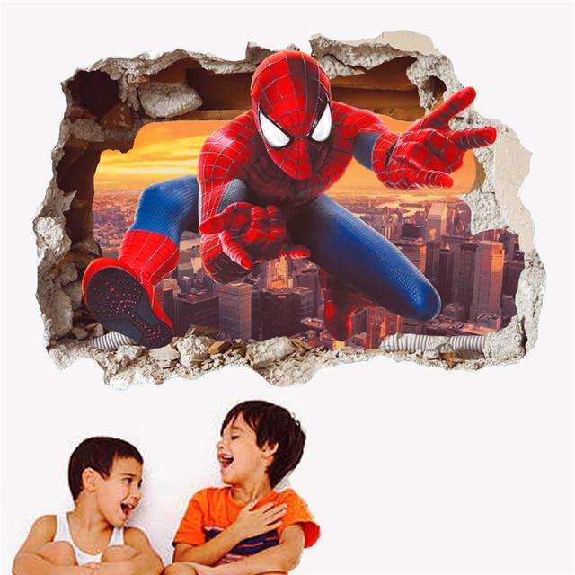 Spiderman Breaks Through 10