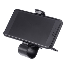360 Degree Car Phone Holder GPS Navigation Dashboard in for Universal Mobile Clip Mount Stand Bracket