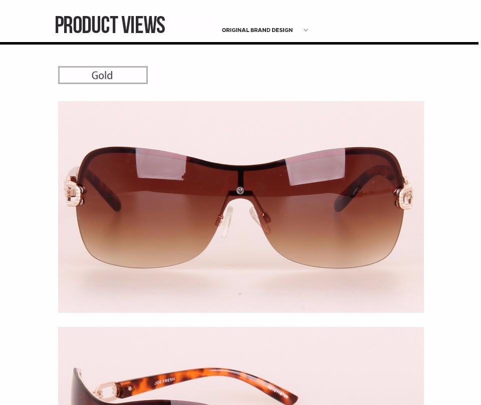 c231db54da Vintage lunettes De Soleil sans monture lunettes De Soleil femmes ...