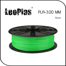 Worldwide Fast Delivery Direct Manufacturer 3D Printer Material 1 kg 2.2 lb 3mm Green PLA Filament