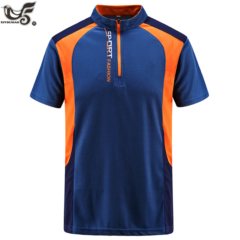 XIYOUNIAO plus size 7XL 8XL Men's   Polo   Shirt Men summer Breathable Short Sleeve shirt Brands jerseys Camisa Mens   polo   Shirts
