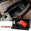 Carro Caixa Apoio de Braço Central Caixa de Luva de Armazenamento Center Console Coin Secundário Titular de Telefone celular Recipiente Para BMW GT F25 X3 X4 X5 F15