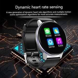 Image 2 - Smart Armband LUIK IP67 Fitness Waterdicht Horloge Bluetooth Verbinding Android Ios Bloeddrukmeter Stappenteller Polsband