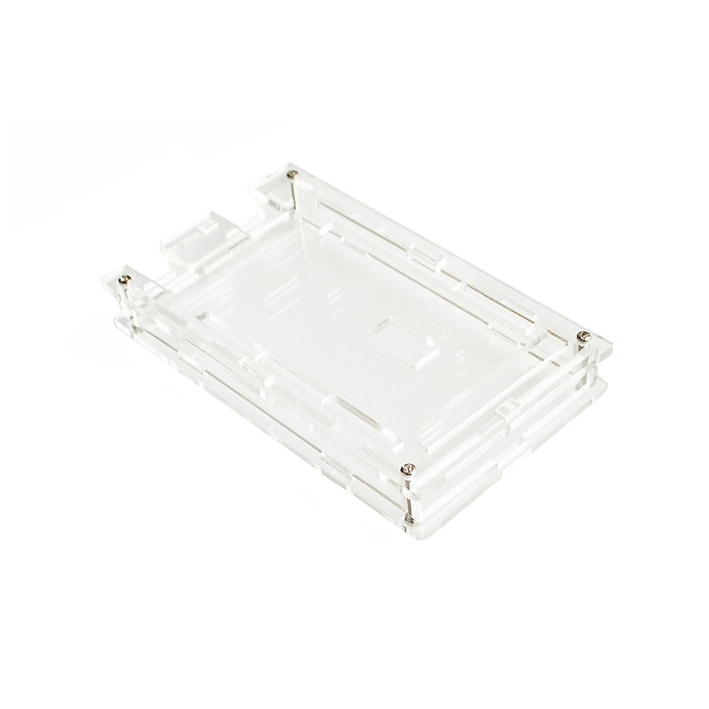 best price enclosure transparent gloss acrylic box clear