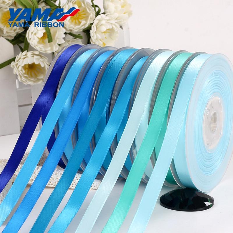 Aqua Blue Grosgrain Ribbon Colours 3mm 6mm 10mm 15mm 19mm 25mm 38mm