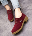 New Arrival 2017 Spring and Autumn Women's Oxfords Canvas Fashion Oxfords Women Flat Heel Shoes Casual Women Shoes 047