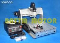 UK/Germany Ship!!! 3040Z-DQ CNC ROUTER ENGRAVER/ENGRAVING DRILLING Ball screw