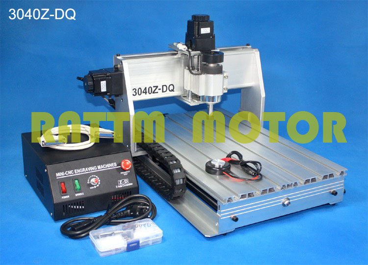 UK/Germany Ship!!! 3040Z-DQ CNC ROUTER ENGRAVER/ENGRAVING DRILLING Ball screw suck uk