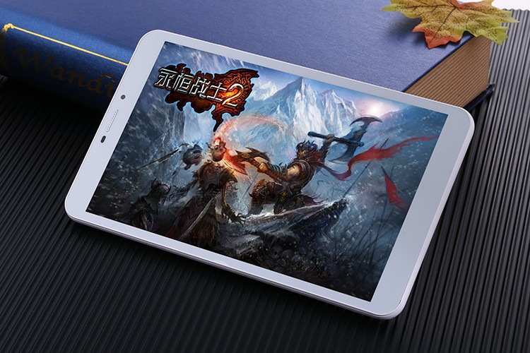 CARBAYSTAR Octa Core 8 inch Double SIM card K9 Tablet Pc 4G LTE phone mobile metal android tablet pc RAM 4GB ROM 64GB 8 MP IPS