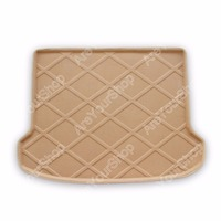 Car Auto Cargo Mat Boot Liner Tray Rear Trunk Sticker Dog Pet Covers For Cadillac SRX