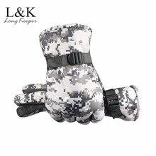 Тактические Военные перчатки мужские камуфляжные зимние теплые перчатки для защиты рук камуфляжные наручные варежки для мужчин s женские спортивные охотничьи перчатки