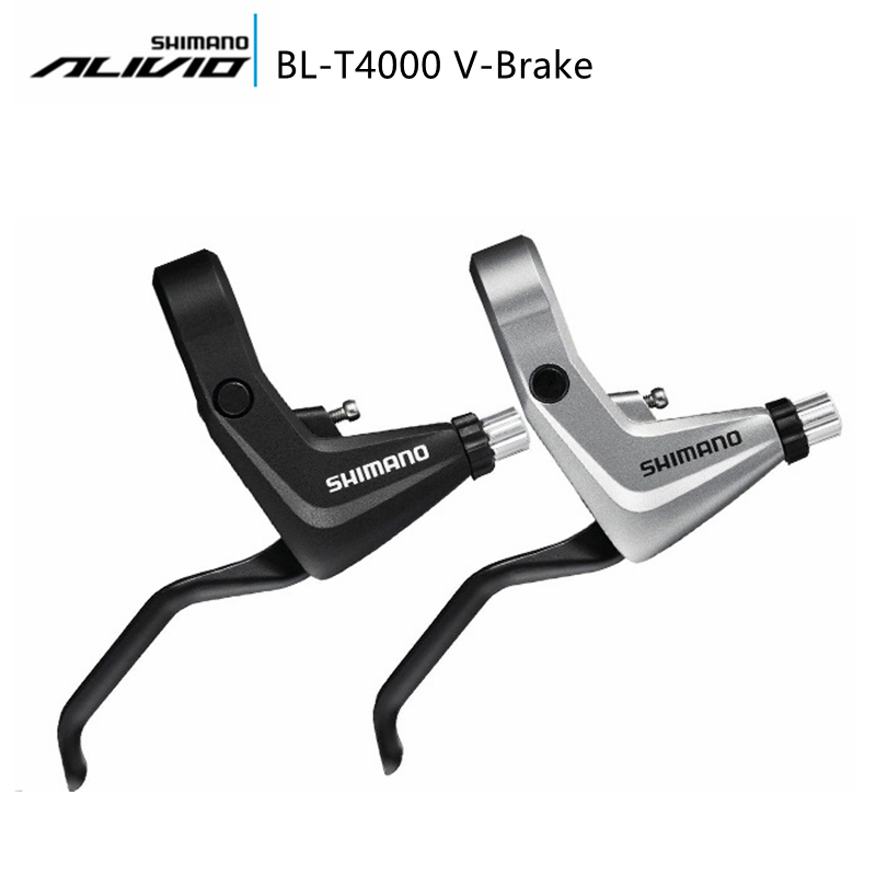 Shimano alivio BR T4000 M4000 V-brake Brakes Lever Mountain Bike Bicycle Brake