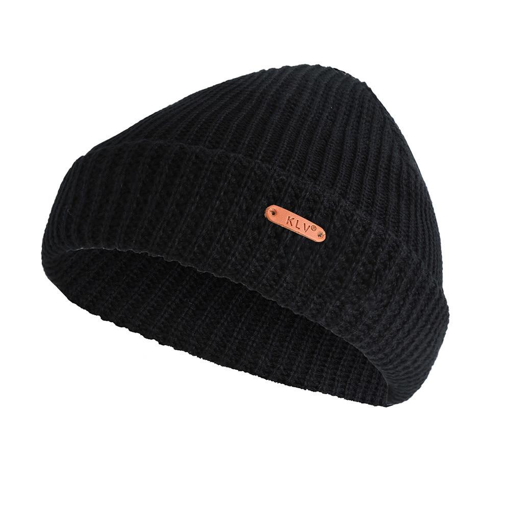 Winter Cap Men Women Baggy Warm Crochet Winter Wool Knit Ski Beanie Skull Slouchy Caps Hat Fashion bonnet gorros hombre invierno