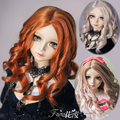 1/3BJD/DD wig strong woman Gothic Vampire Rome volume -Victoria