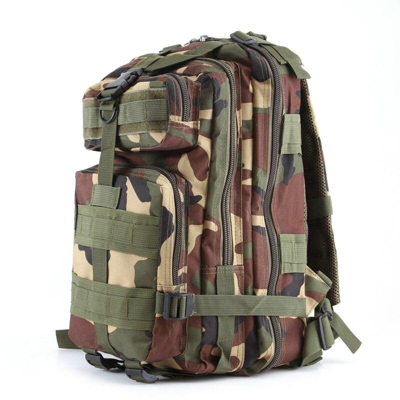 Military Molle Rucksack Wasserdichte Oxford Nylon Tarnung 30l Tasche Reisen Armee Fan Soldat Warriors Multifunktionale Big Bag Schrumpffrei Herrentaschen