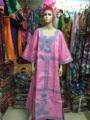 (Бесплатная Доставка) Новая мода базен длинными рукавами хлопок платок халаты вышитые платье S126
