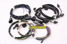 OPS Parking Front and Rear 8K PDC Install Harness cable wire For VW NEW MQB Skoda Octavia 2