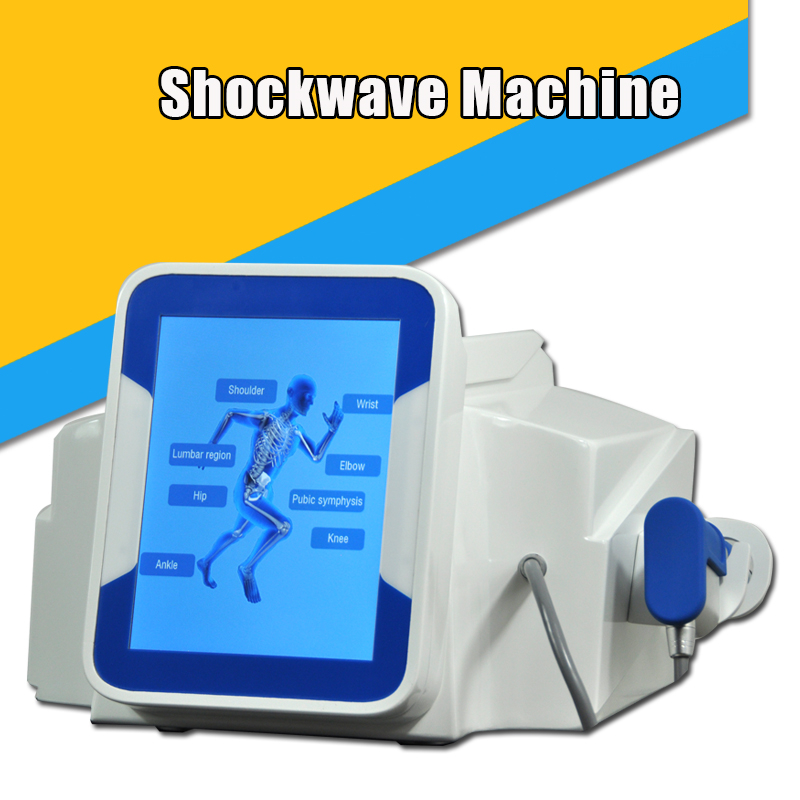 2019 New Hot Physiotherapy Shock Wave Therapy Sonic Shock Wave Treatment In Vitro Pulse Activation Technology