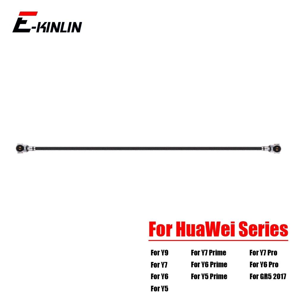 Coaxial Connector Wifi Signal Antenna Flex Cable For HuaWei Y9 Y7 Y6 Pro Y5 Prime 2019 2018 GR5 2017