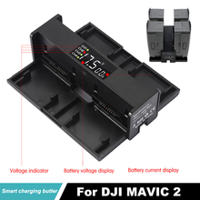 for DJI Mavic 2 battery Charger 4 in1 Smart Multi Battery Intelligent Bulter With LED Display Butler Expands