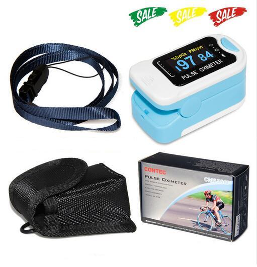 USA Shipping CE OLED Fingertip oxymeter spo2,PR monitor Blood Oxygen Pulse oximeter,CMS50N/CMS50NA