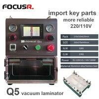 Импортируемые детали 110 В YMJ прессформы с использованием ЖК Оса экран вакуумная ламинирующая машина для ремонта телефонов samsung Edge Наборы инс