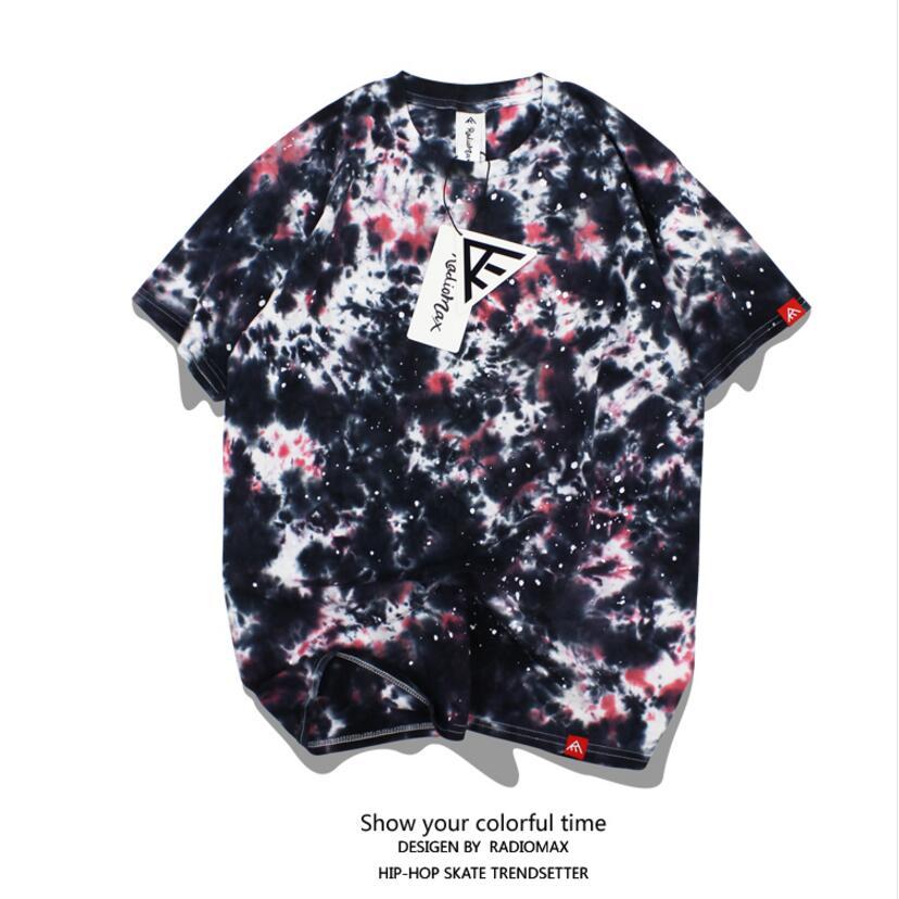 100% algodón Camisetas de skate de manga corta Camisetas de manga - Ropa deportiva y accesorios - foto 6