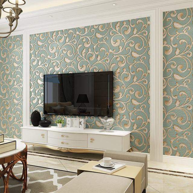 Online Shop Beibehang deer pelle wallpaper per soggiorno camera da ...