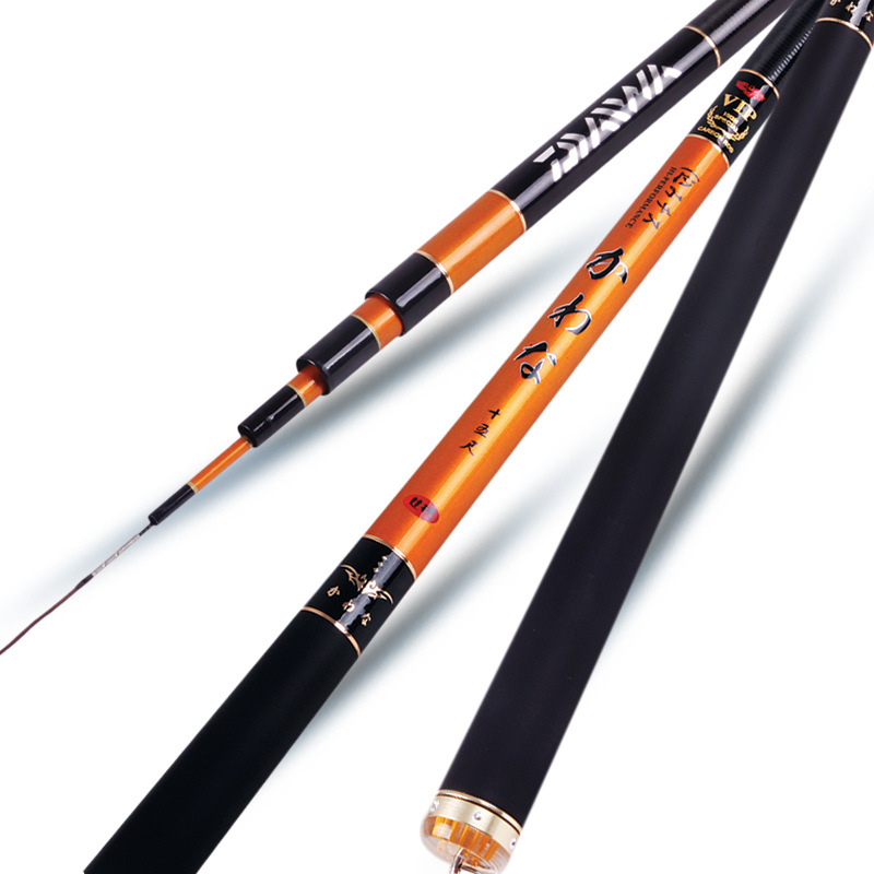 Light Pole Japan: Japan Imported Sichuan Carbon Fishing Rod 3.6/4.5/5.4/6.3