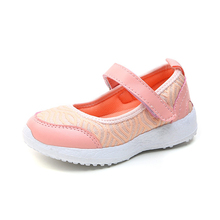 цены New Children Shoes Boys Sneakers For Girl Shoes Casual Kids Sneakers For Girls Cloth Material Shoes Child Casual Flat Shoe