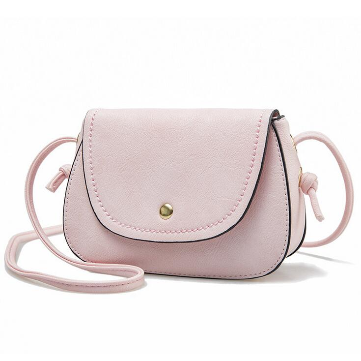 65166772130 6 color Quality PU leather women bag 2016 summer new fashion handbag sweet  shoulder bag phone purse Messenger bag wild ladis