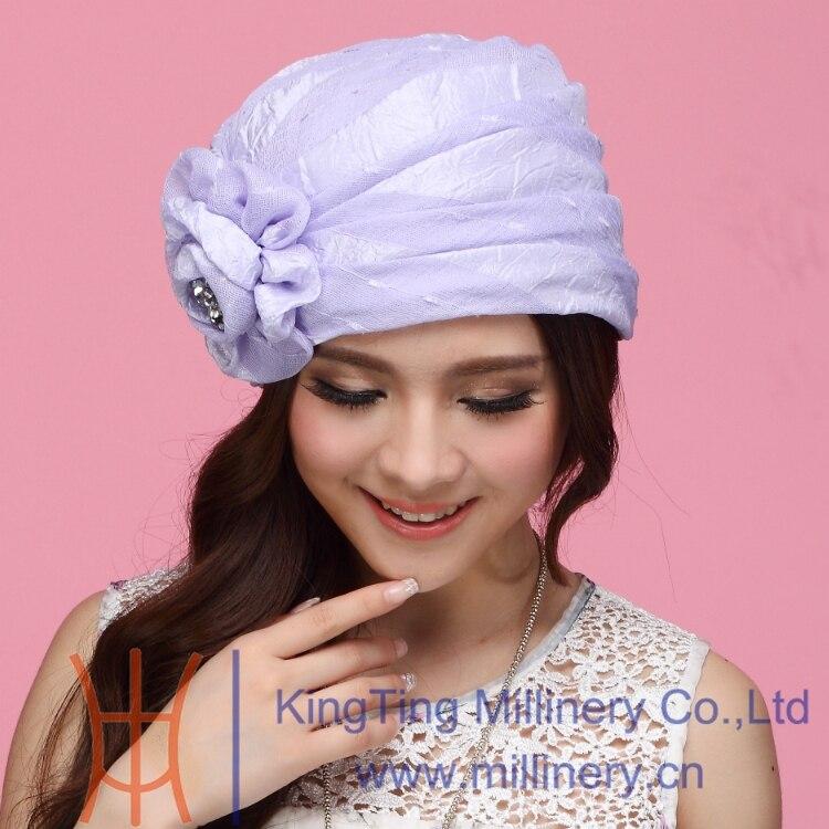 Free Shipping 2014 Women Hat Summer Hat Ladies' Organza Hats Wedding Hair Accessories Girl Headdress Jewelry