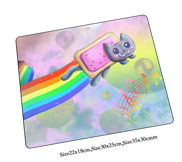 Nyan Cat Mouse Pad 2016 New Gaming Mousepad Gamer Mouse Mat Pad Game