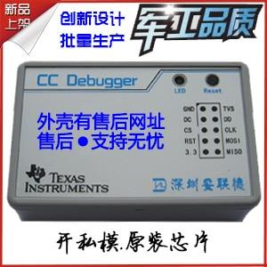 CC Debugger ZigBee Bluetooth Simulator 254025412530 Download and Debug the Burner. цена