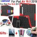 Экологичный силиконовый чехол для планшета + ПК  чехол для Apple iPad Air 10 5  2019  iPad Pro 10 5  2017  A1701  A1709