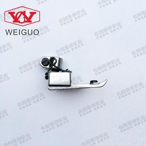 Image 4 - Endüstriyel DİKİŞ MAKİNESİ SIRUBA gümüş ok C007 küçük kare yaka 5.6 streç DİKİŞ MAKİNESİ baskı ayağı P2116 A