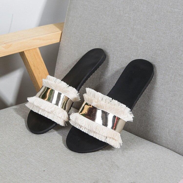 HTB1VjO8zlmWBuNkSndVq6AsApXa0 Women Sandals Slippers Flips Flops 2018 Summer Style Shoes Woman Wedges Sandals Fashion Platform Female Slides Ladies Shoes