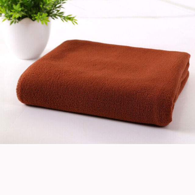 70x140cm Absorbent Microfiber Bath Beach Towel Drying Washcloth Swimwear Shower