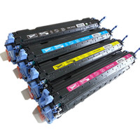 Toner Cartridge Q6000A Q6001 Q6002 Q6003 compatible For HP Color Laserjet 1600/2600n/2605/2605dn/2605dtn Laser Printer