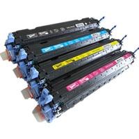 Toner Cartridge Q6000A Q6001 Q6002 Q6003 compatible For HP Color Laserjet 1600/2600n/2605/2605dn/2605dtn Laser Printer