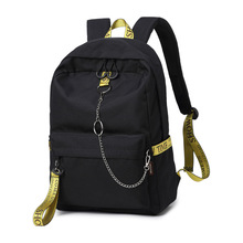 Fashion Waterproof Fabric Women Backpack Lovers Travel Knaps