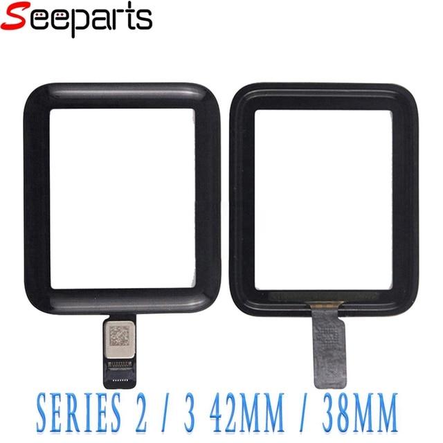 Nieuwe 38 Mm/42 Mm Voor Apple Horloge Serie 2 Touch Screen Digitizer Sensor Panel Vervanging Voor Apple Horloge series3 Touch Screen