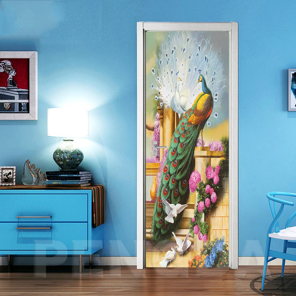 Картины из самоклеющейся пленки фото лебеди