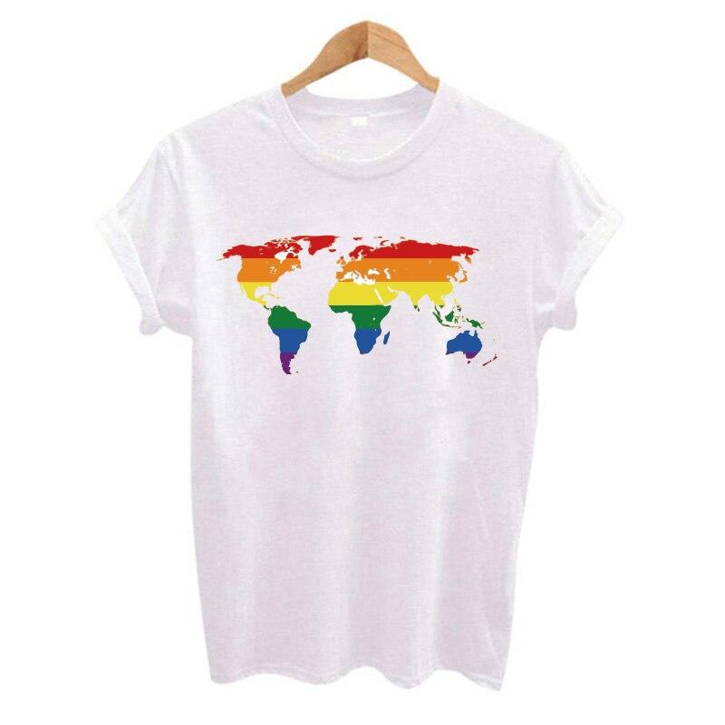 Printing On T Shirts LGBT map for Hillary Youth Organnic Short Sleeve T Shirt Custom Mens Online Tees