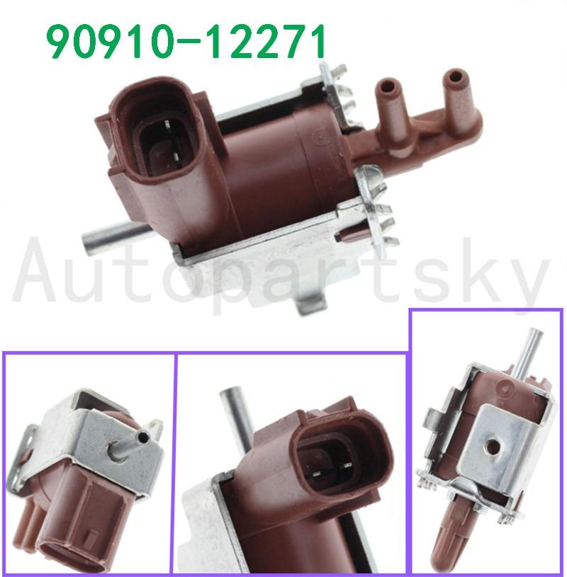 OEM 90910-12264 Car Valve Vacuum Switch Solenoid For Toyota 4Runner Lexus ES300