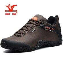 XIANGGUAN 01 males eur45,46,47,48 large measurement Hiking Shoes Travelling Climbing sneakers Waterproof out of doors sneakers for males EUR39-48 81283