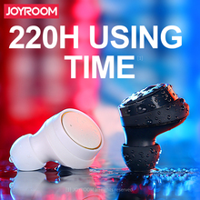 Joyroom True wireless TWS Bluetooth headset in-ear design automatically match IP5 waterproof for Huawei iphone Samsung
