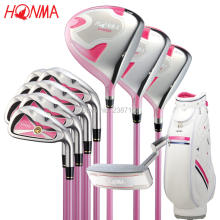 Playwell Хонма U100 в Леди полный комплект для гольфа комплект дамы набор клюшек для гольфа полный комплект