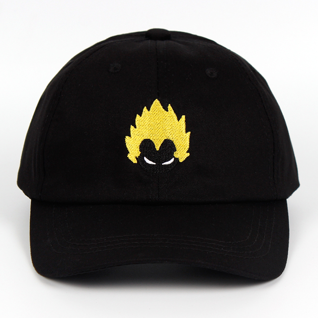 VEGETA EMBROIDERY CAPS
