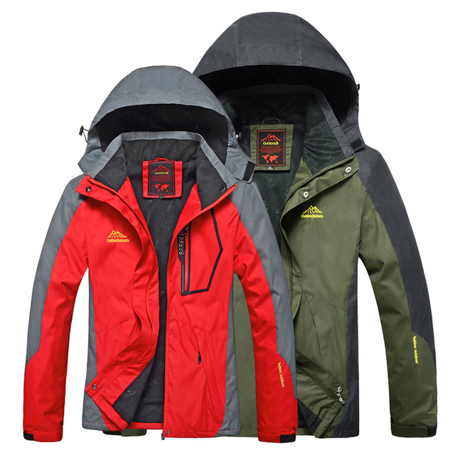 Aliexpress.com : Buy M 6XL plus size black blue red rain jacket ...